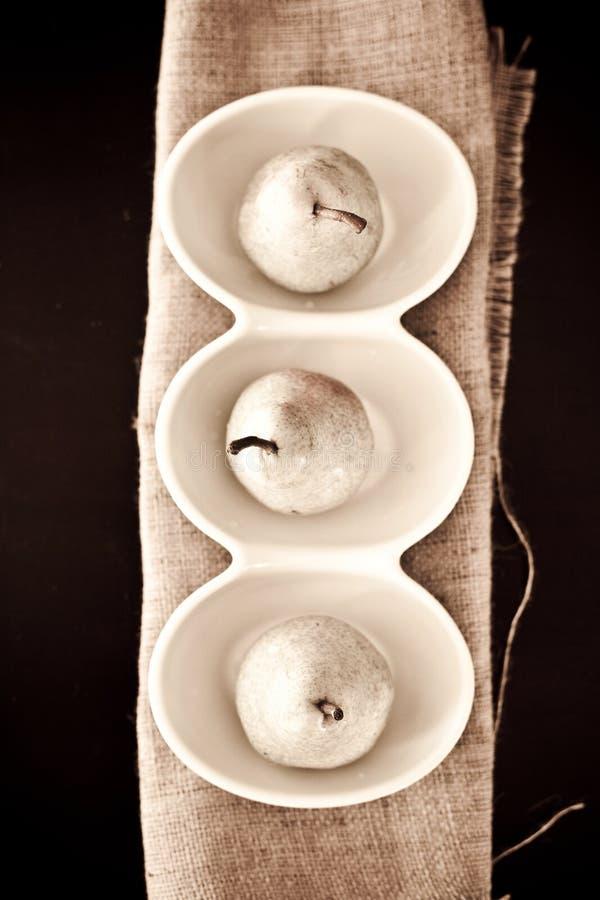 Päron fotografering för bildbyråer
