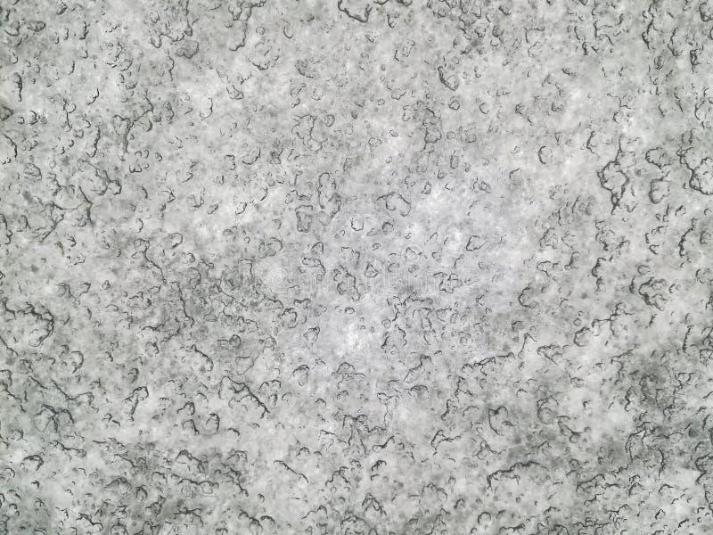 Is på en fönstergrupp arkivfoton