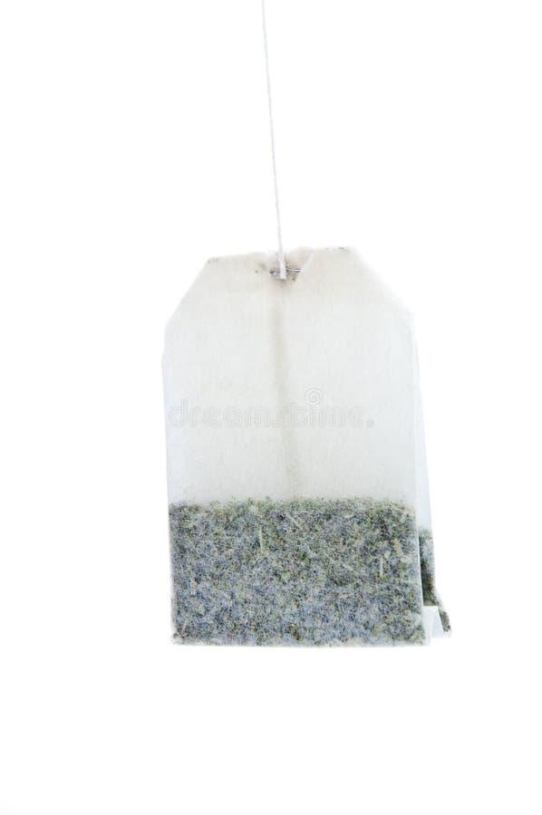 påse isolerad tea arkivfoton