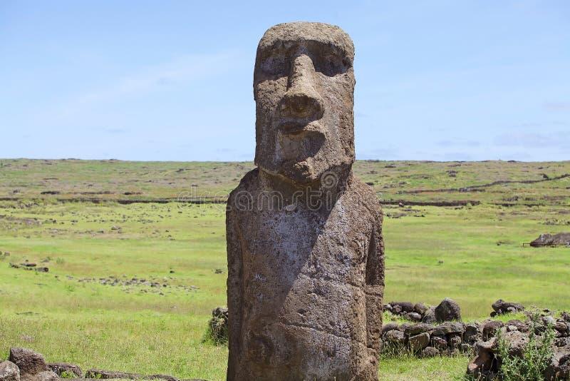 Påskö, Chile arkivfoto
