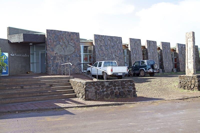 Påskö, Chile royaltyfri foto