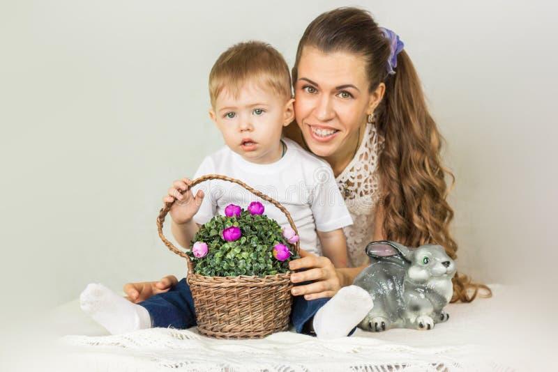 Påsk Christian Easter traditioner royaltyfri foto