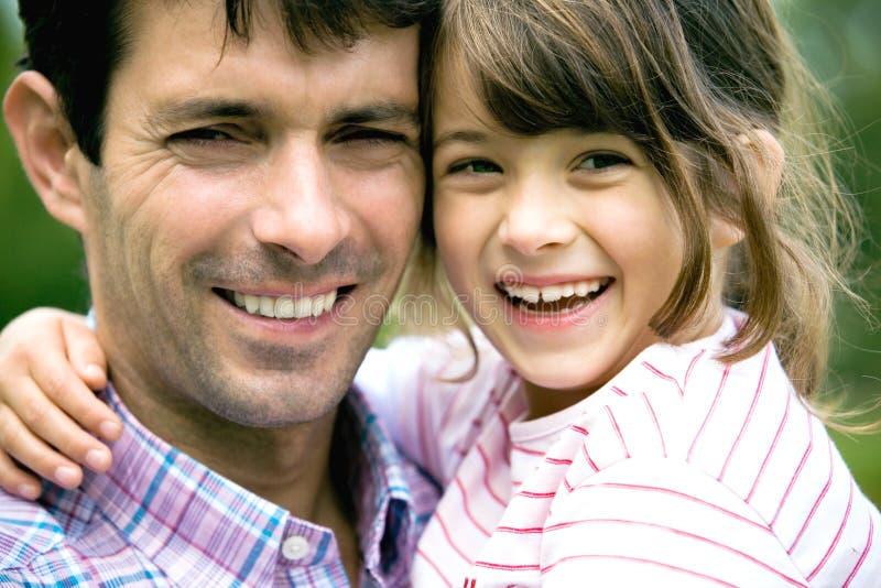 Père et descendant image libre de droits