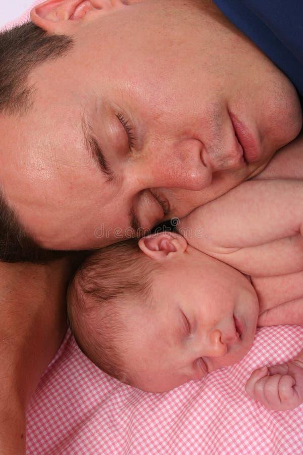 Père et descendant photo libre de droits
