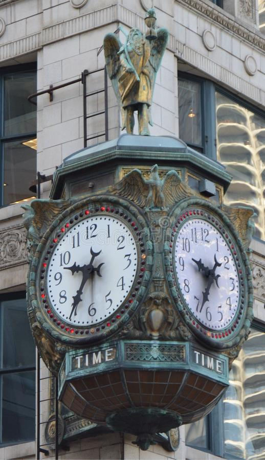 Père Time photographie stock