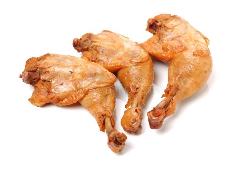 Pé de frango assado fotos de stock royalty free