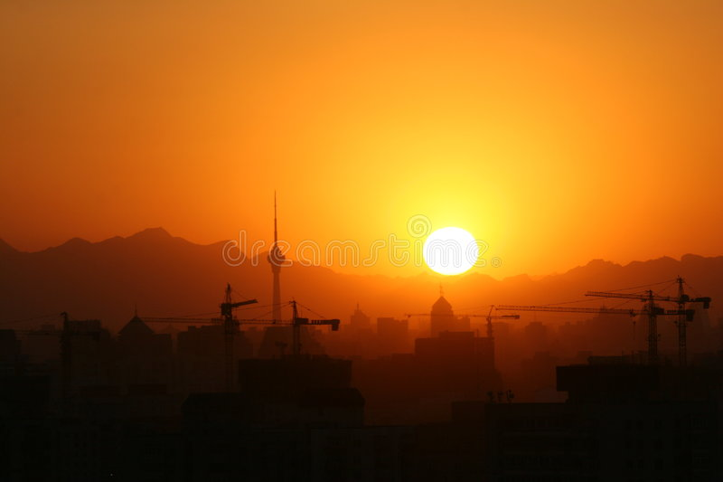 Pékin photographie stock