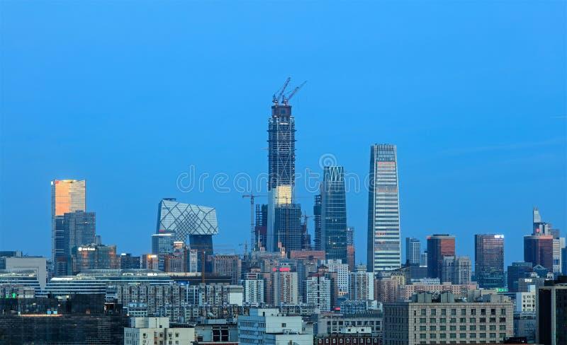 Pékin, Chine image stock