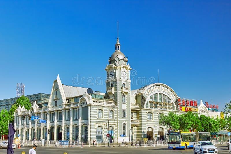 Pékin, vue ordinaire de rue photographie stock