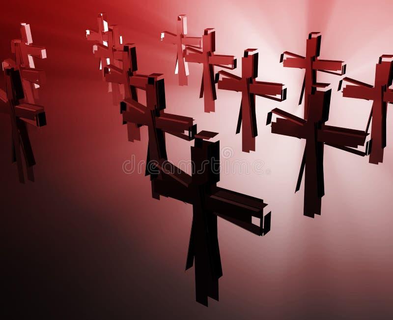 Pérdida de religión de la fe libre illustration