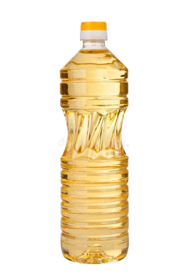 Pétrole mis en bouteille photos stock