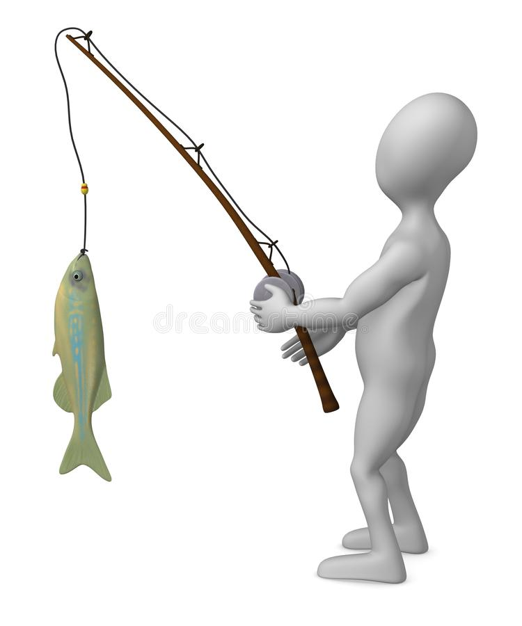 Pêche illustration stock