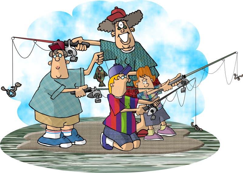 Download Pêche illustration stock. Illustration du gallon, pêche - 50838