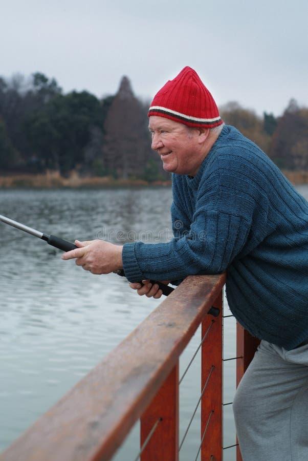 Pêche allante photos stock