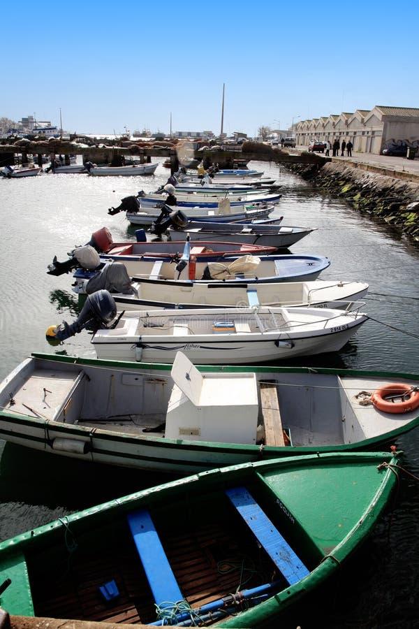 pêche de docks photos libres de droits