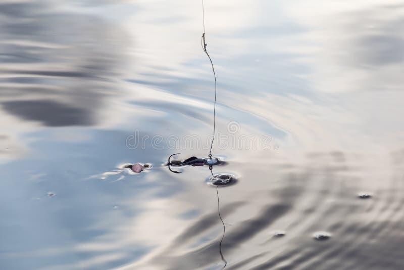 Pêche de l'attrait photo stock
