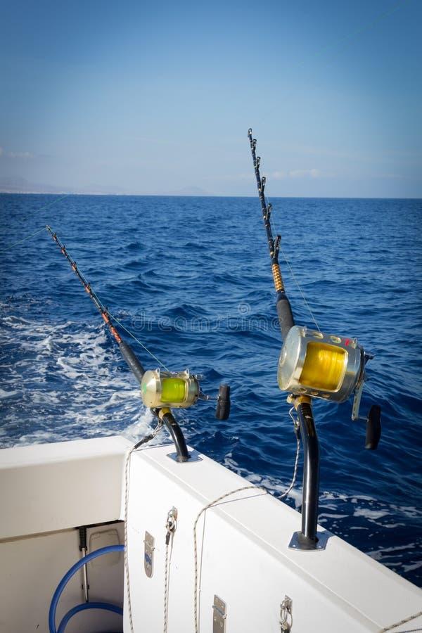 Pêche de Marlin photos libres de droits