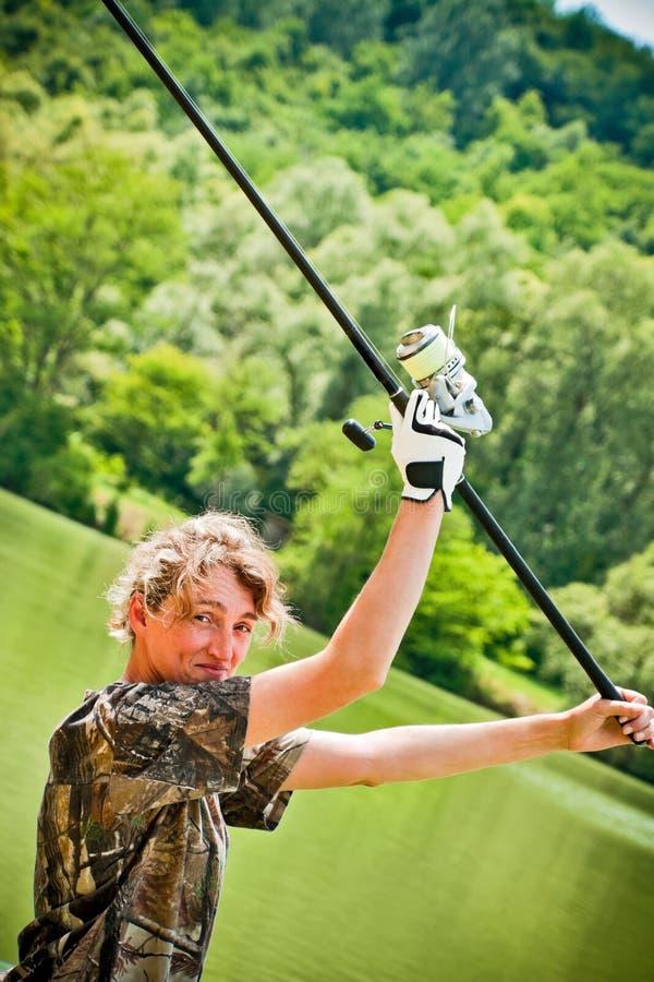 Pêche de sport photos libres de droits