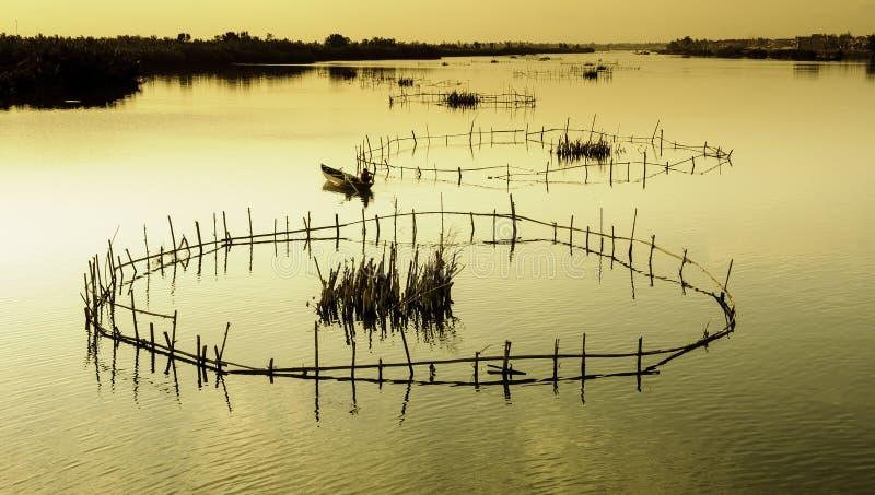 Lacs Hoi-an, Vietnam 9 image stock
