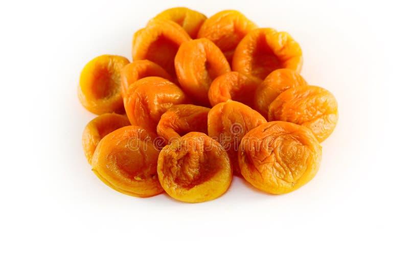 Pêche sèche de fruits image libre de droits