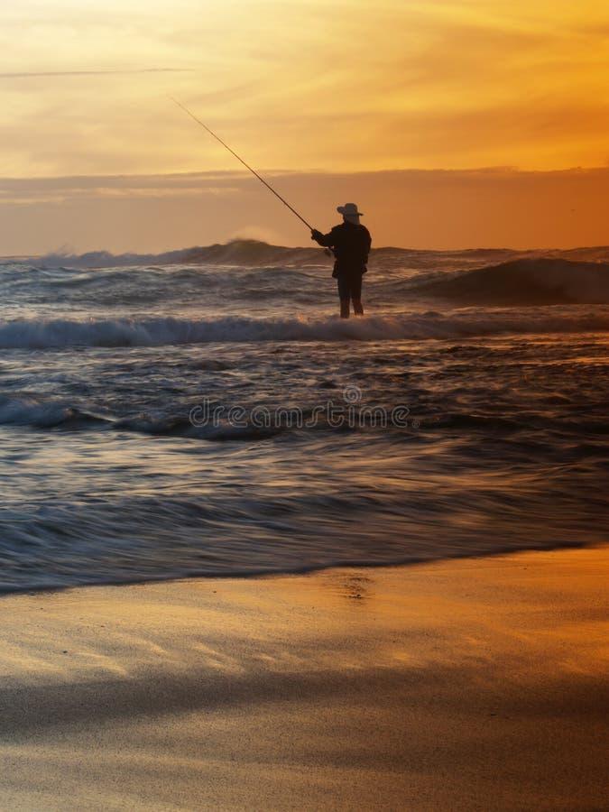Pêcheur photos stock