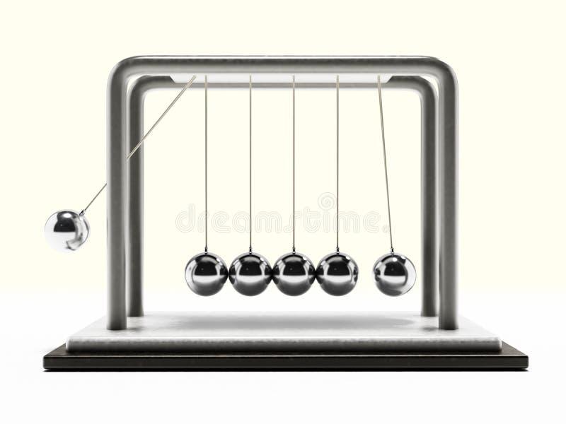 pêndulo ilustração stock