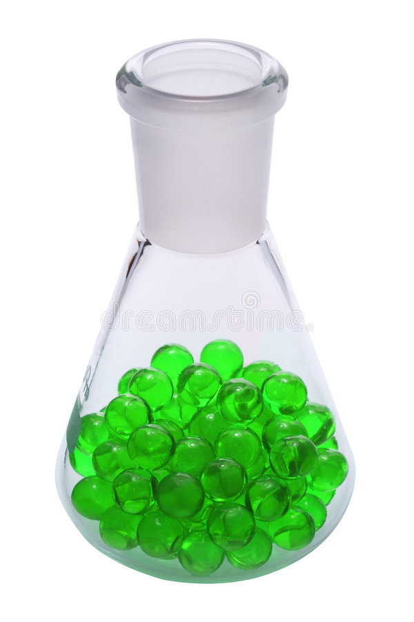 Píldoras en un frasco 3 foto de archivo libre de regalías