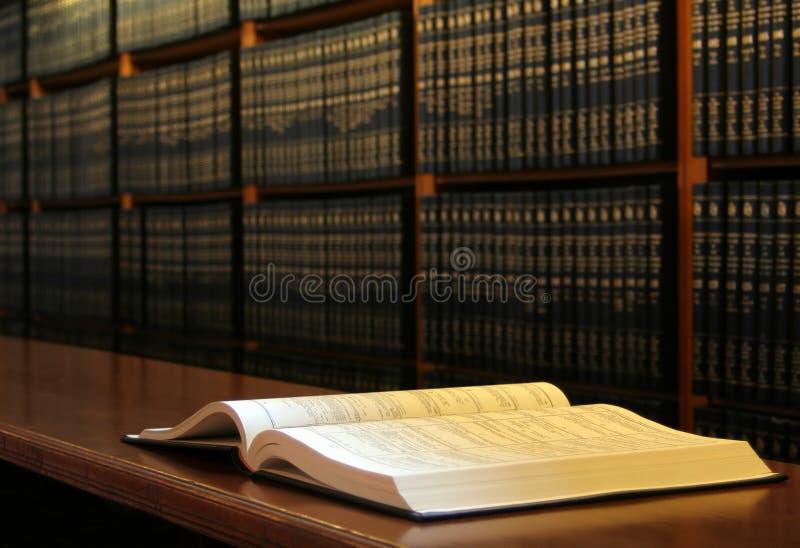 półka księgowa zdjęcia royalty free