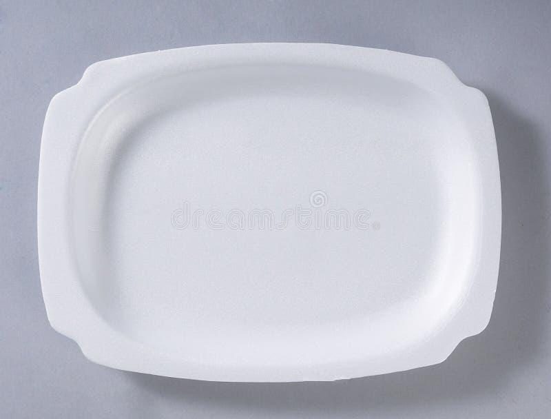 półkowy styrofoam zdjęcia stock