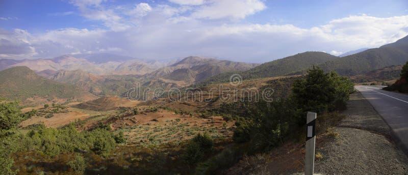 Północ Maroko zdjęcia stock