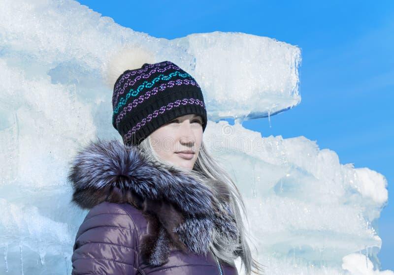 Północna dziewczyna zdjęcia stock