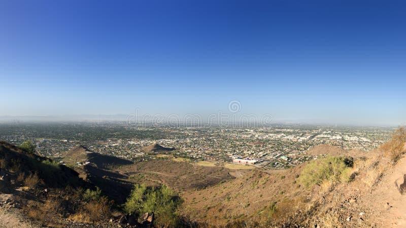 północno-zachodni Phoenix, AZ zdjęcie stock