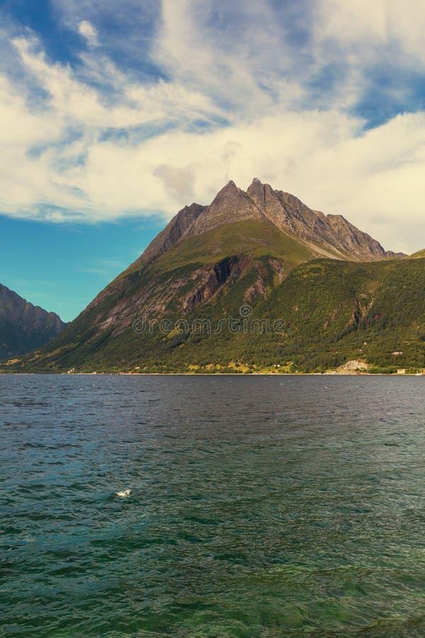 Północny Norwegia obraz stock