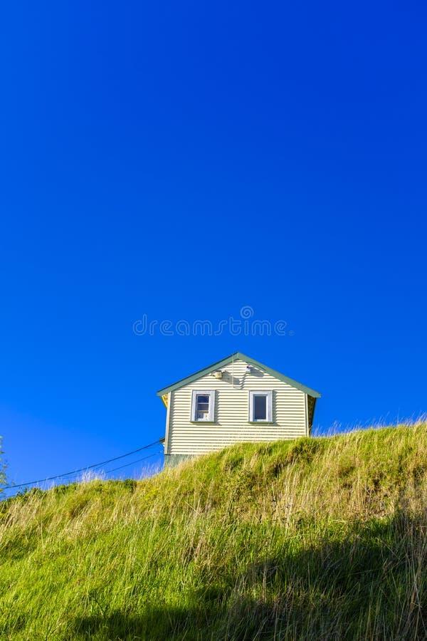 Północy Kierownicza fortyfikacja w Auckland fotografia stock