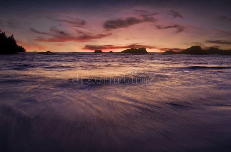Download Półmroku morze obraz stock. Obraz złożonej z krajobraz - 13334991
