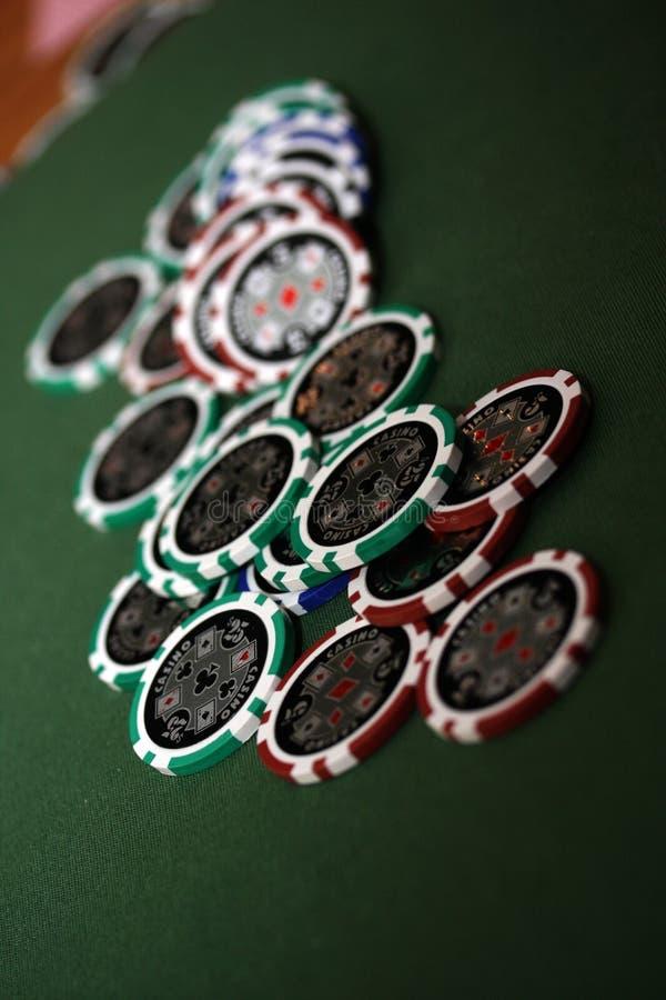 Póker 3 foto de archivo libre de regalías