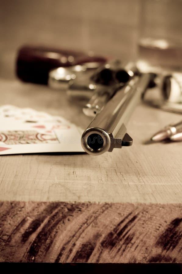 Póker resistente foto de archivo libre de regalías
