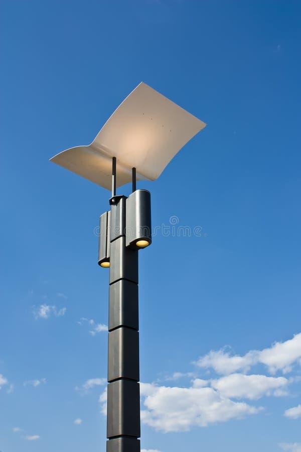 Pôle de lampe images libres de droits