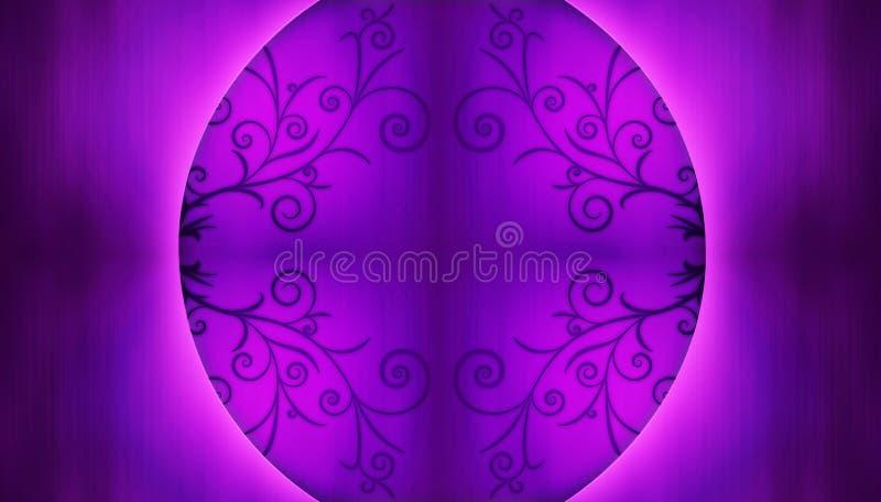 Púrpura china del fondo fotos de archivo libres de regalías