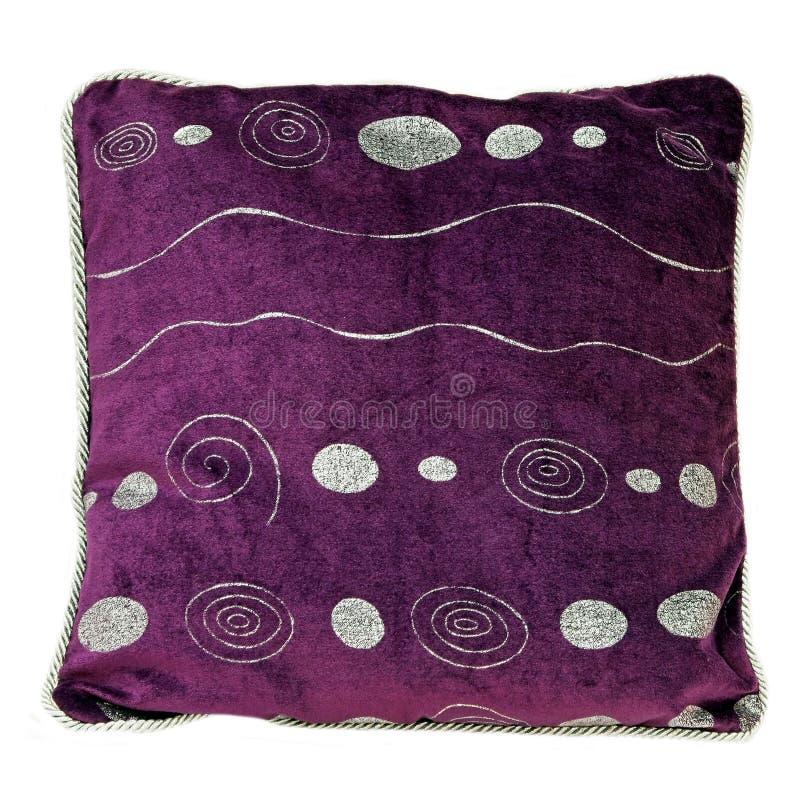 Púrpura de la almohadilla imágenes de archivo libres de regalías