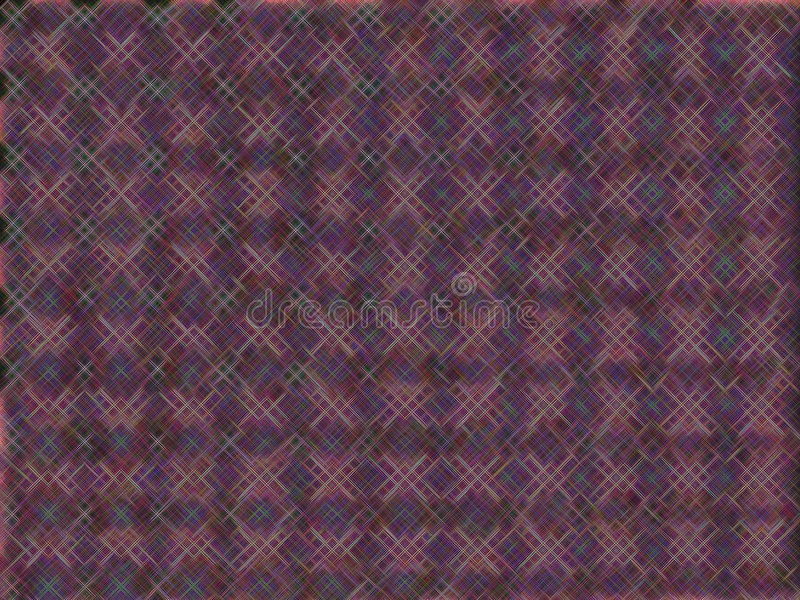 Download Púrpura De La Marca De Rayitas Cruzadas Stock de ilustración - Ilustración de rinda, decoración: 1295609