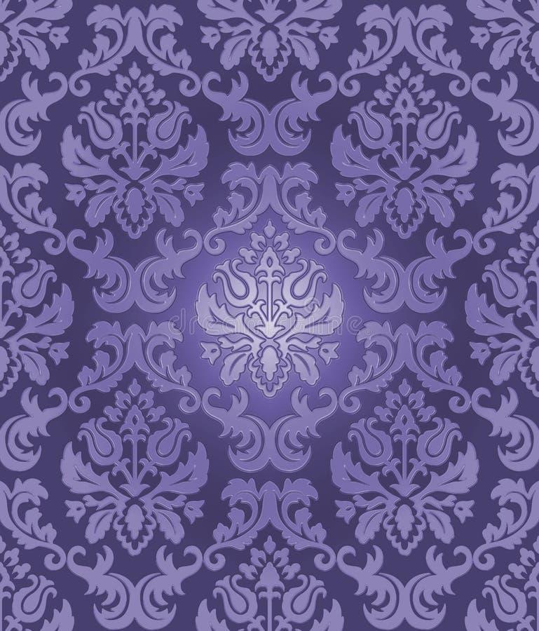 Download Púrpura del papel pintado stock de ilustración. Ilustración de seda - 7281881