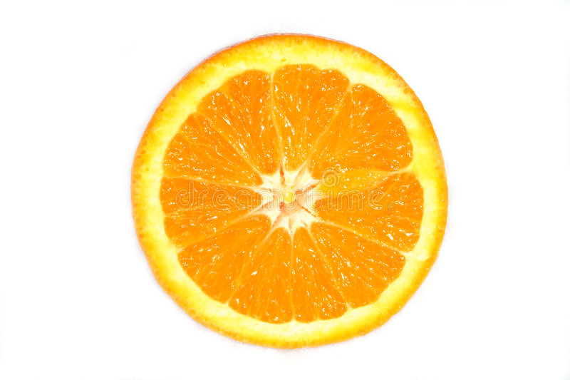 pępek pomarańcze obrazy stock