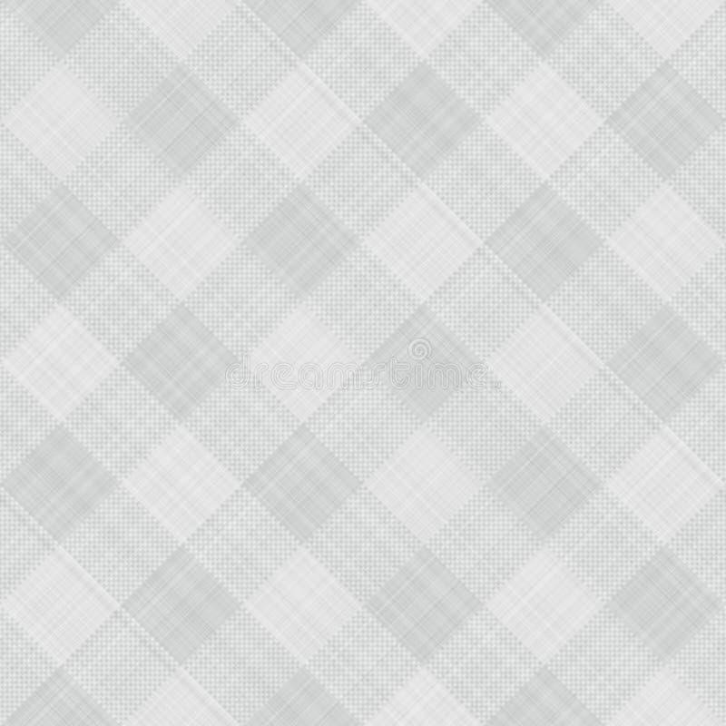 płótna grey stół royalty ilustracja