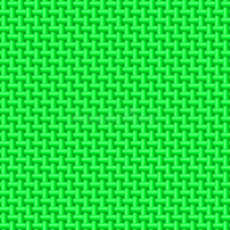 płótna zieleni tekstura royalty ilustracja