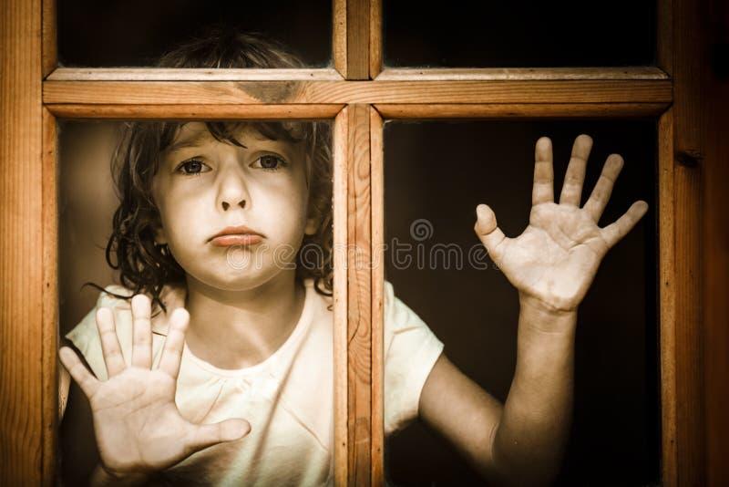 Płaczu dziecko zdjęcia royalty free