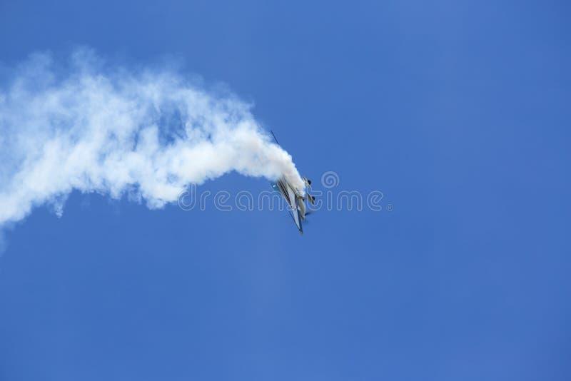 Płaska awaria silnika powietrzna zdjęcia royalty free