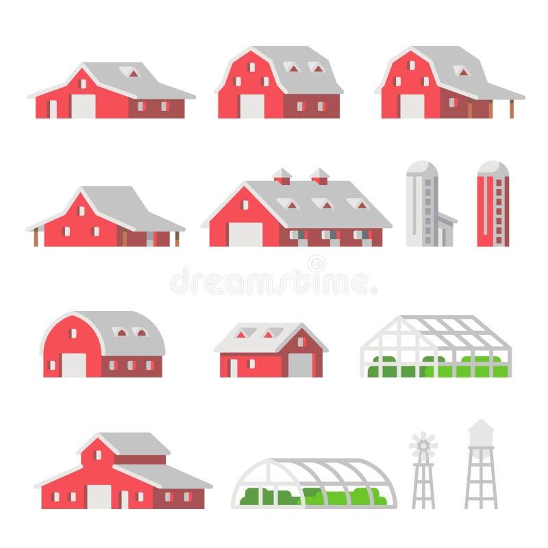 P?aski projekt stajni gospodarstwo rolne odizolowywaj?cy obrazy royalty free