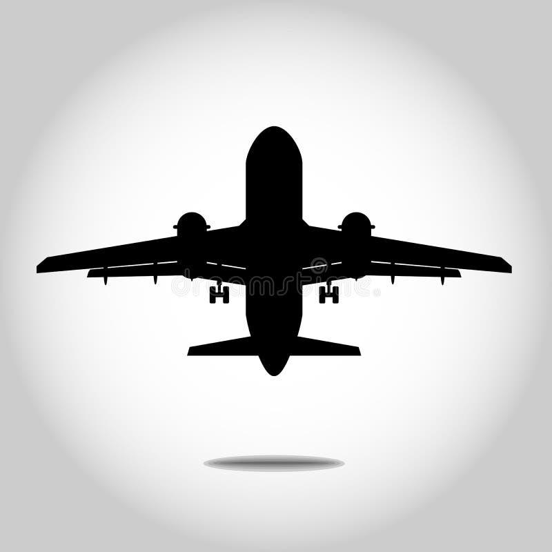 Płaskiej ikony wektorowy prosty symbol dla app royalty ilustracja