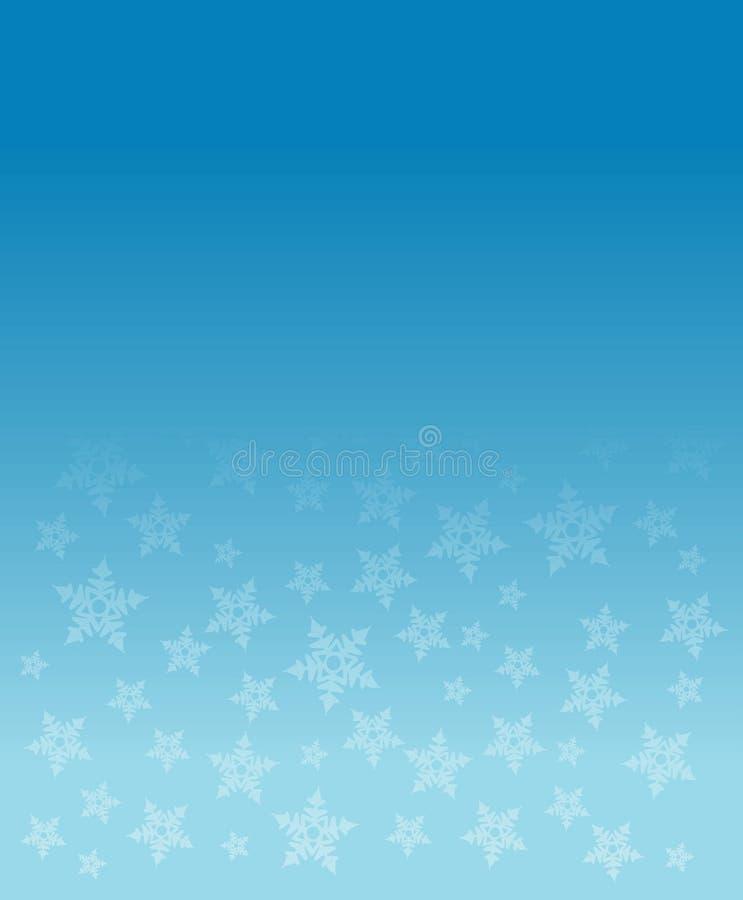 płatek śniegu zima ilustracja wektor